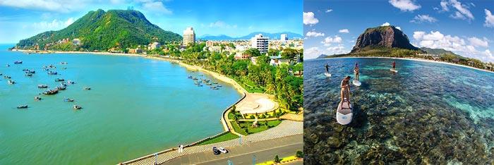 Вьетнамский курорт Вунгтау