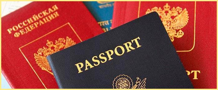 Паспорта и гаржнаства разных стран