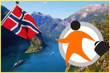 Норвегия и работник