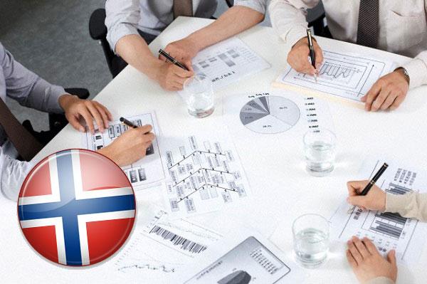 Obsuzhdeniya biznesa v Norvegii