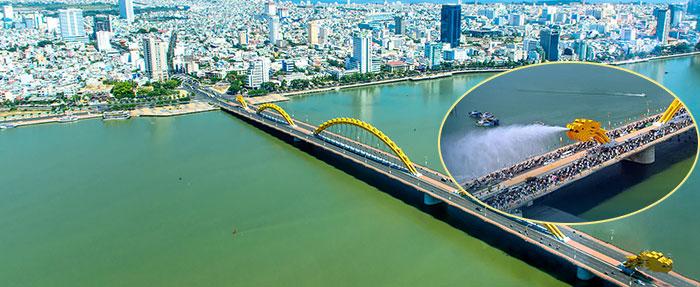Вьетнамский курорт Дананг
