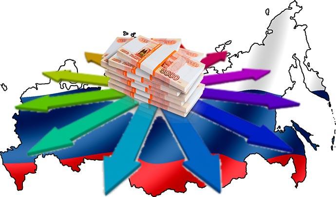 Утечка валюты из России