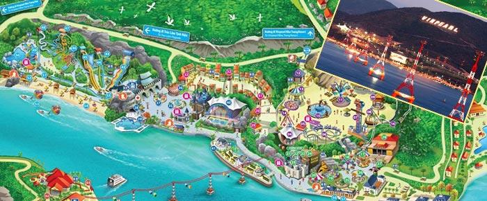 Парк развлечений VinPearl ов Вьетнаме