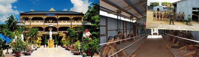 Эко туры и кокосовая тюрьма на острове Фукуок