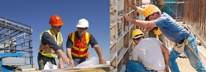 Вакансии строителей в Канаде