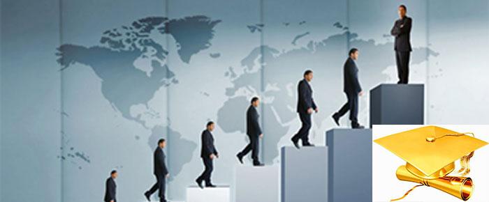 Карьерная лестница и образование