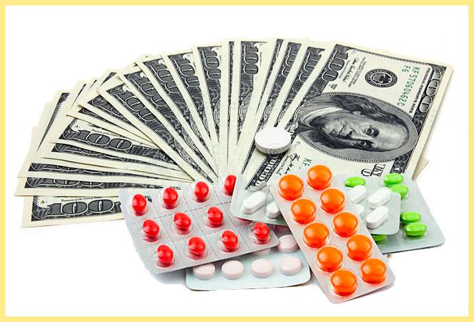 Доллары и лекарства