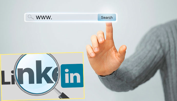 Поиск в интернет и LinkedIn