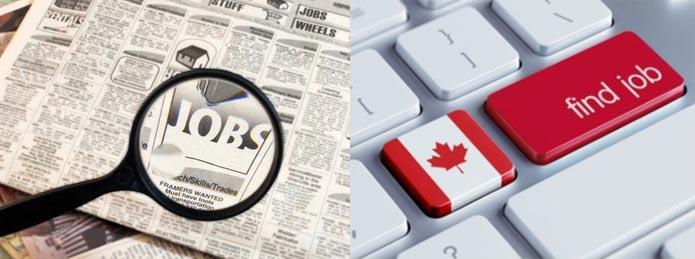 Работа в Канаде как найти
