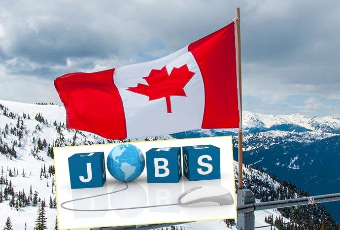 Канада поиск работы советы