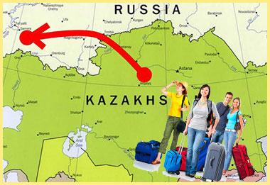 Миграция из Казахстана в Россию