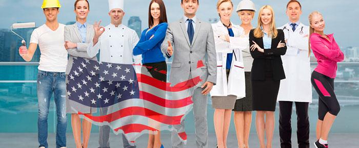Специалисты в США