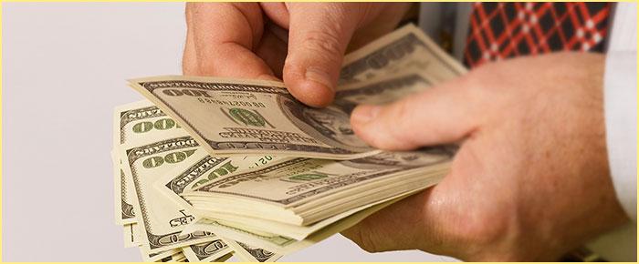 Считать доллары