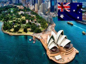 Австралия — это другой конец света