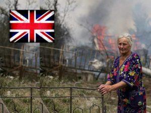 Актуальная ситуация с беженцами в Великобритании