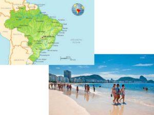 - заключение брачного союза с бразильским подданным;